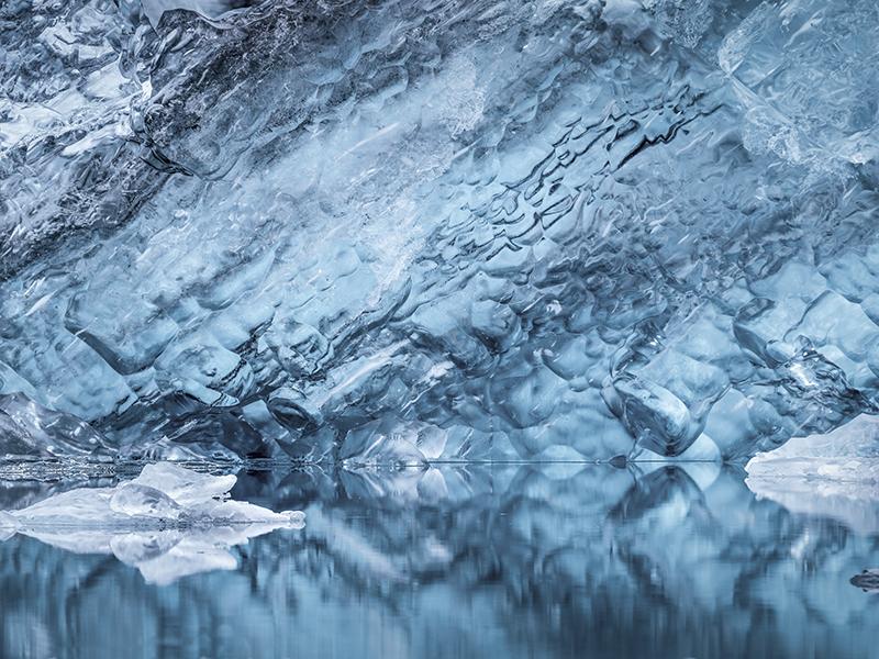 Ice Art by Rachael Talibart