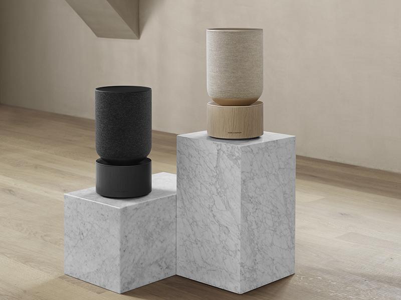 Bang & Olufsen Beosound Balance speakers