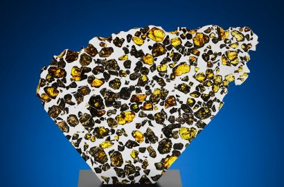 Otherworldly Art: Collecting Lunar and Other Rare Meteorites