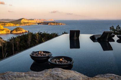 7 Villas with Mediterranean Sea Views