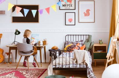 Right at Home: 4 Expert Tips for Setting Up a Homeschool Space