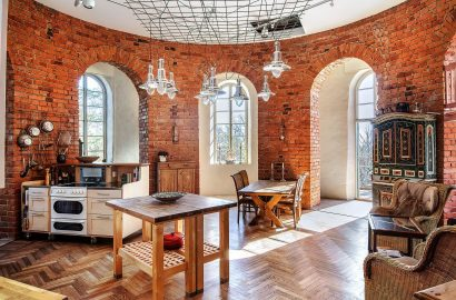 Converted Homes: From Public Buildings to Private Retreats
