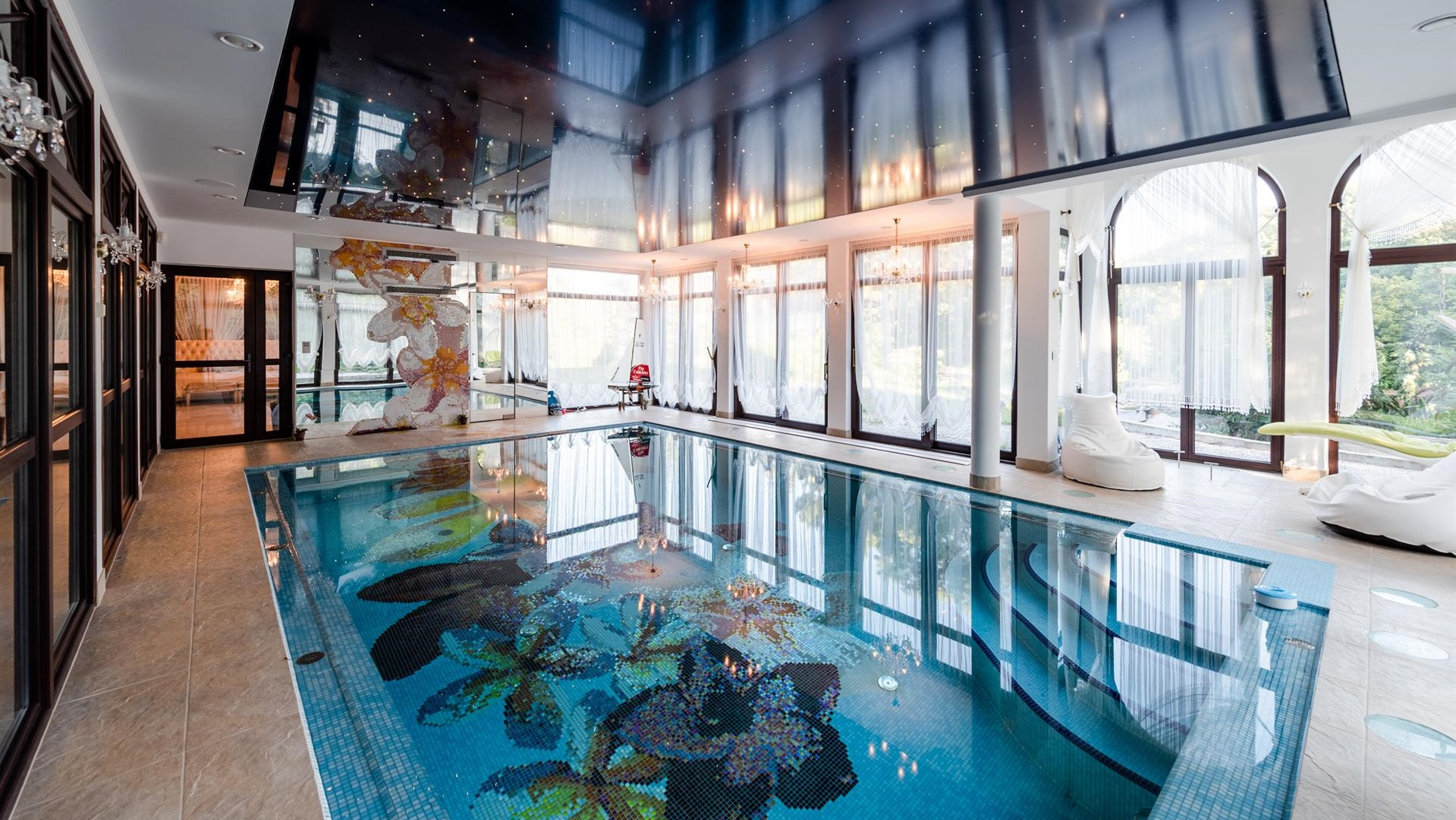7 Homes With Indoor Swimming Pools Christie S International Real Estate