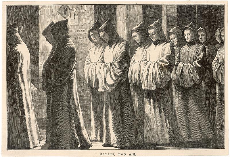 Carthusian Monks