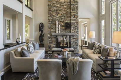 7 Homes with Spectacular Bespoke Fireplaces