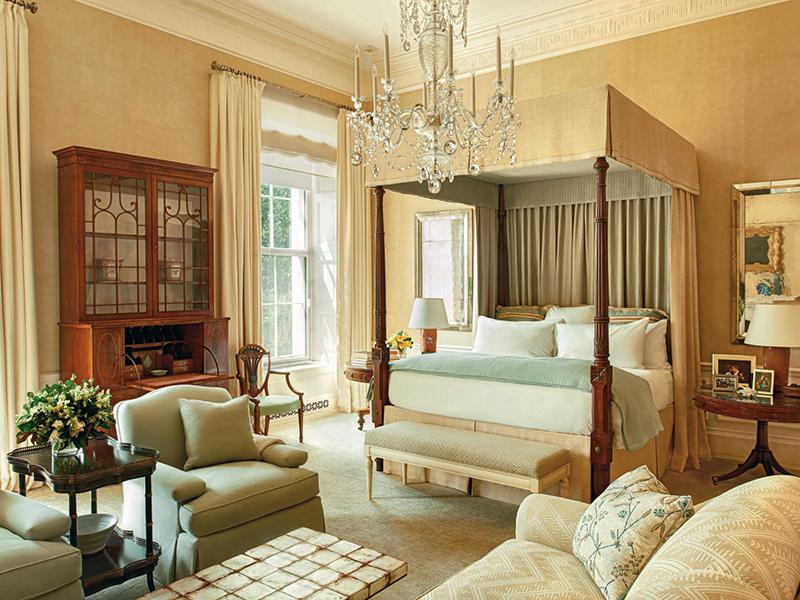 White House Main Bedroom