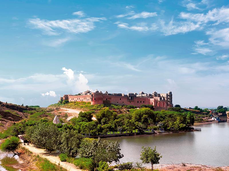 Six Senses Fort Barwara
