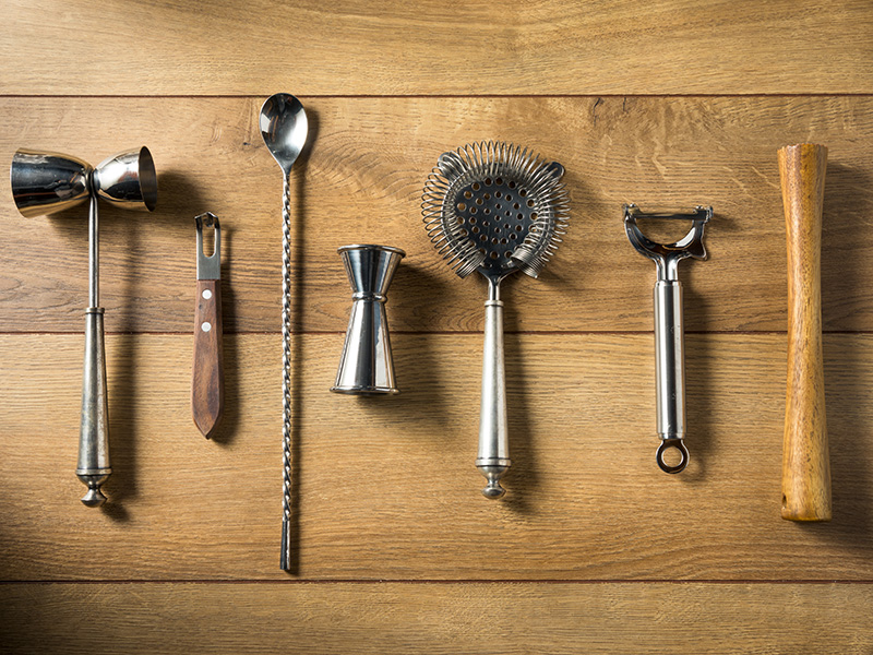 Tools of bar trade