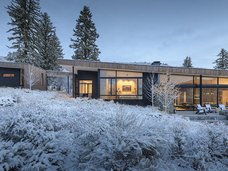 Exterior of Gammel Damm by CCY Architects
