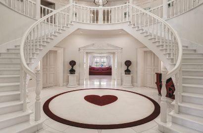 8 Fairy-Tale Estates for a Romantic Valentine's Day