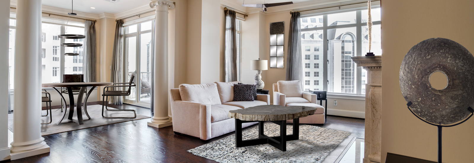 A Virtual Redesign with Luxury Online Marketplace 1stDibs and Interior Design Firm Brendan Bass - Christie's International Real Estate