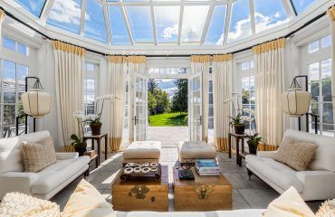 6 Homes with Spectacular Sunrooms