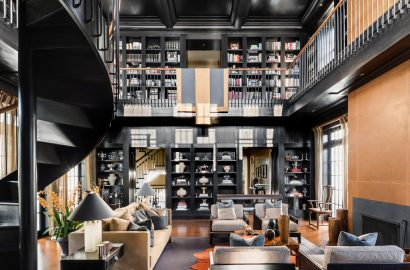 Welcome to Your Library: 6 Homes for Book Lovers