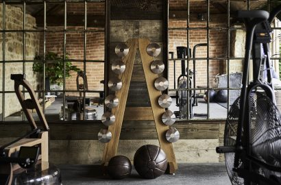 Meet the Company Creating Designer Gyms for Your Home—and Yacht