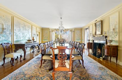 View Laurel Hill, the Gold Standard of Long Island Mansions