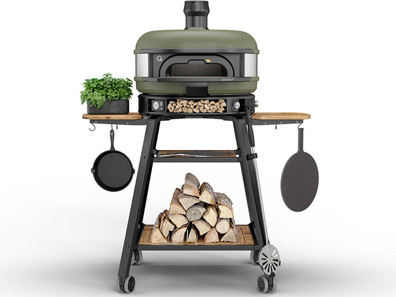 Grill for outdoor eating