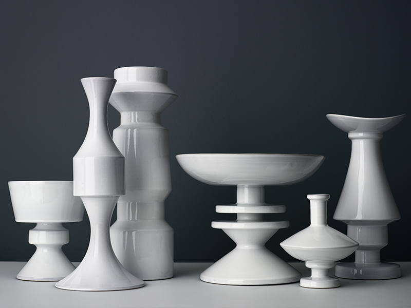 Linck's vases and vessels are a true feat of master craftsmanship