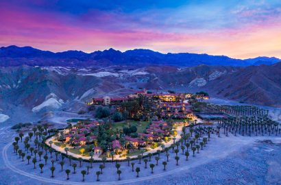 National Treasures: 4 Luxury Hotels Near to U.S. National Parks