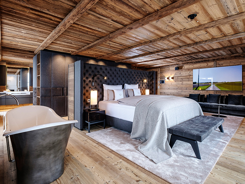 Severins is one of our favourite Luxury Hotels with Spas