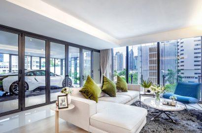 Dream Homes for Car Collectors