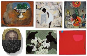 Explore 5 Hidden Gems from Christie's Post-War to Present Auction