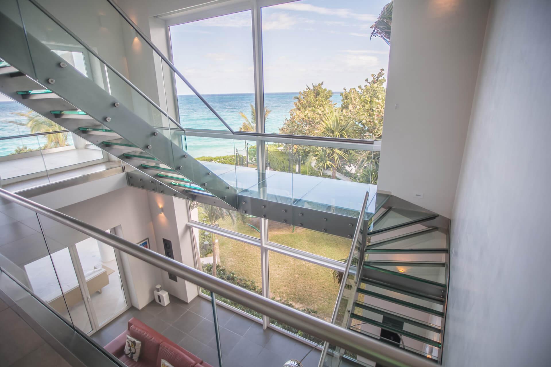 Contemporary Villa at Ocean Club Estates in Nassau, Bahamas   ULTERRE