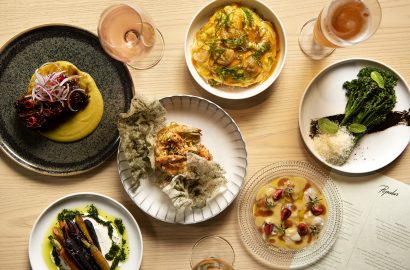 Five Star Food—the World's Best New Fine Dining Hotels