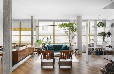 How 4 Top Architects Are Swapping Open Plan for Flexible Spaces