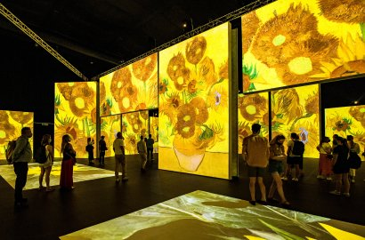 How Incredible Immersive Experiences Are Fueling Van Gogh Fever