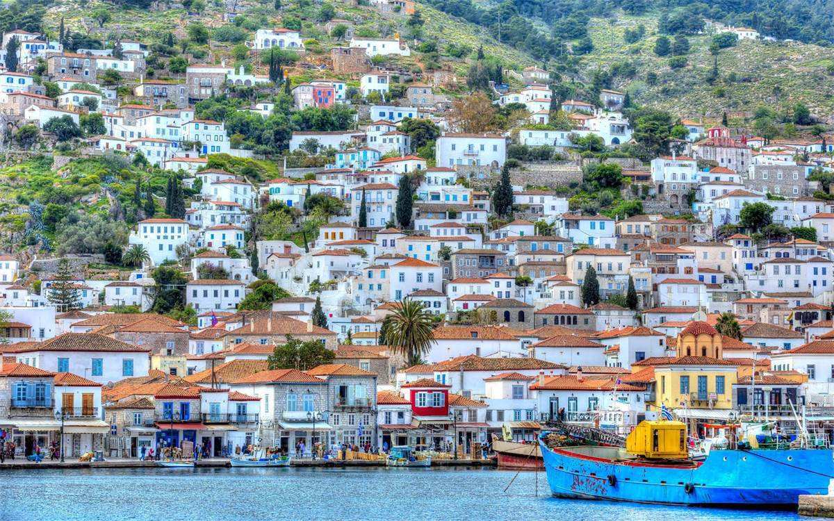 Living in Hydra: Things to Do and See in Hydra, Greece