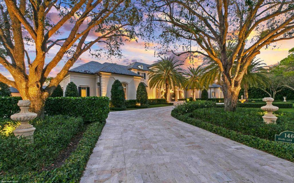 42. Single Family Home for Sale at 146 Bears Club Drive, Jupiter, FL 33477 Jupiter, Florida,33477 United States