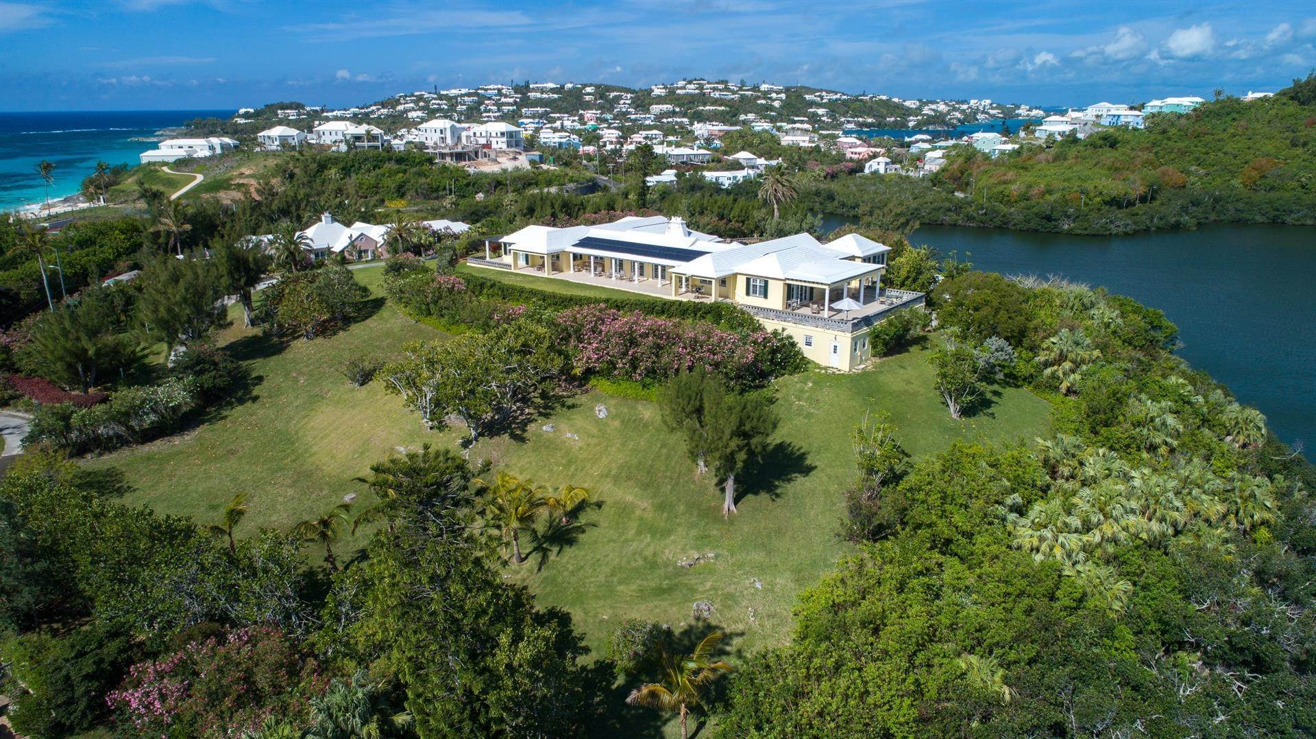 18. Single Family Home 용 매매 에 Caper Collis In Tucker's Town 3 South Road Hamilton Parish, Bermuda,HS02 버뮤다