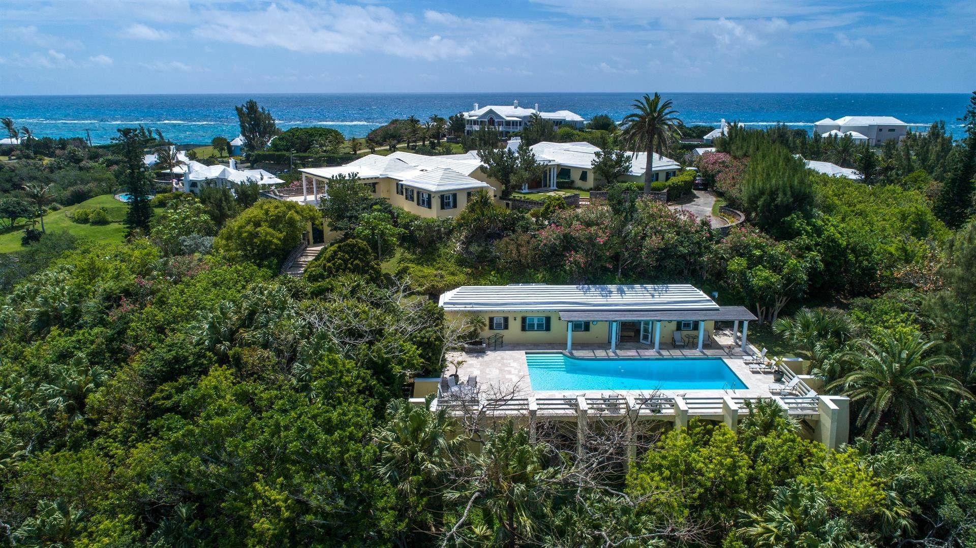 15. Single Family Home 용 매매 에 Caper Collis In Tucker's Town 3 South Road Hamilton Parish, Bermuda,HS02 버뮤다