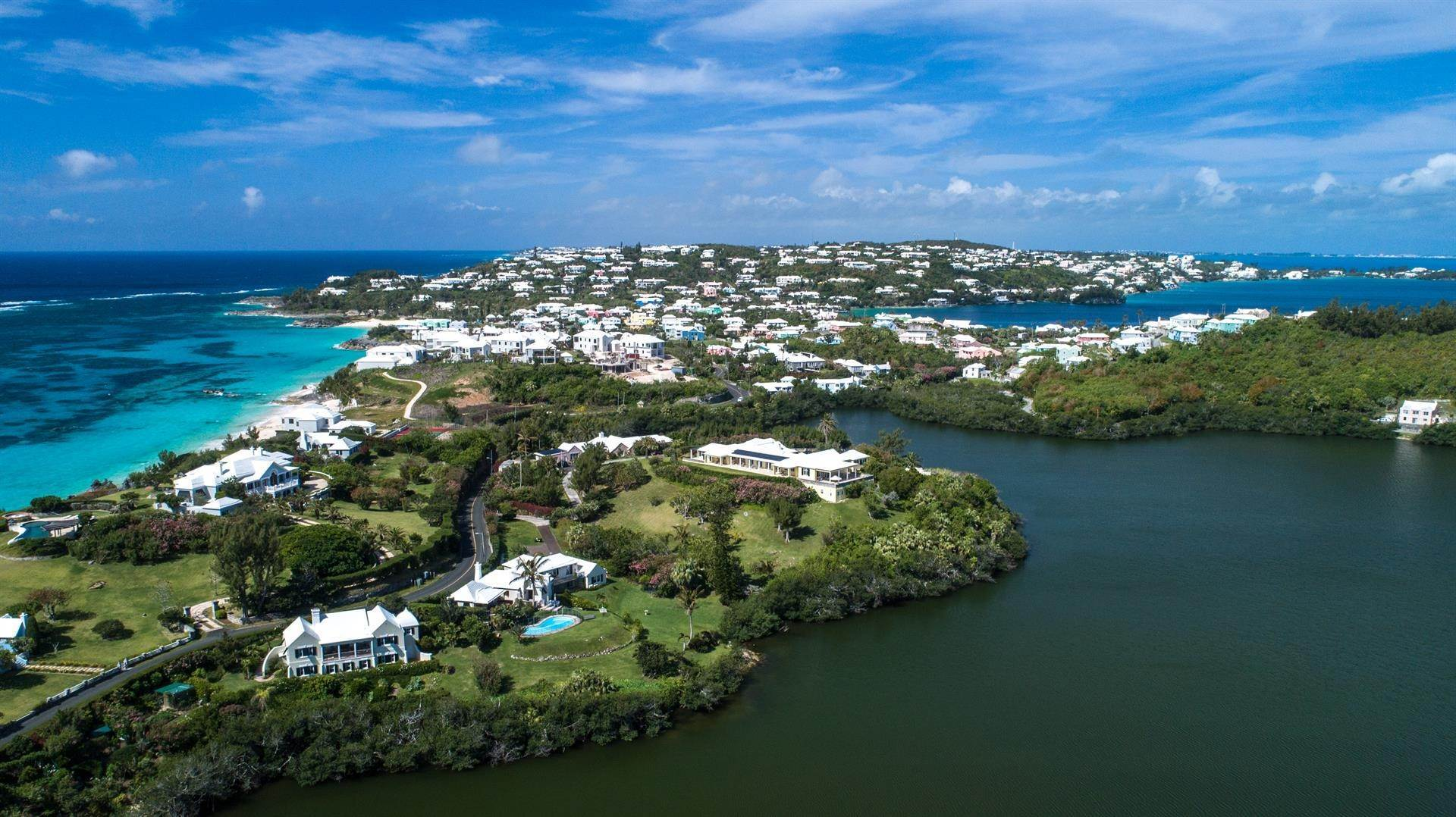 19. Single Family Home 용 매매 에 Caper Collis In Tucker's Town 3 South Road Hamilton Parish, Bermuda,HS02 버뮤다