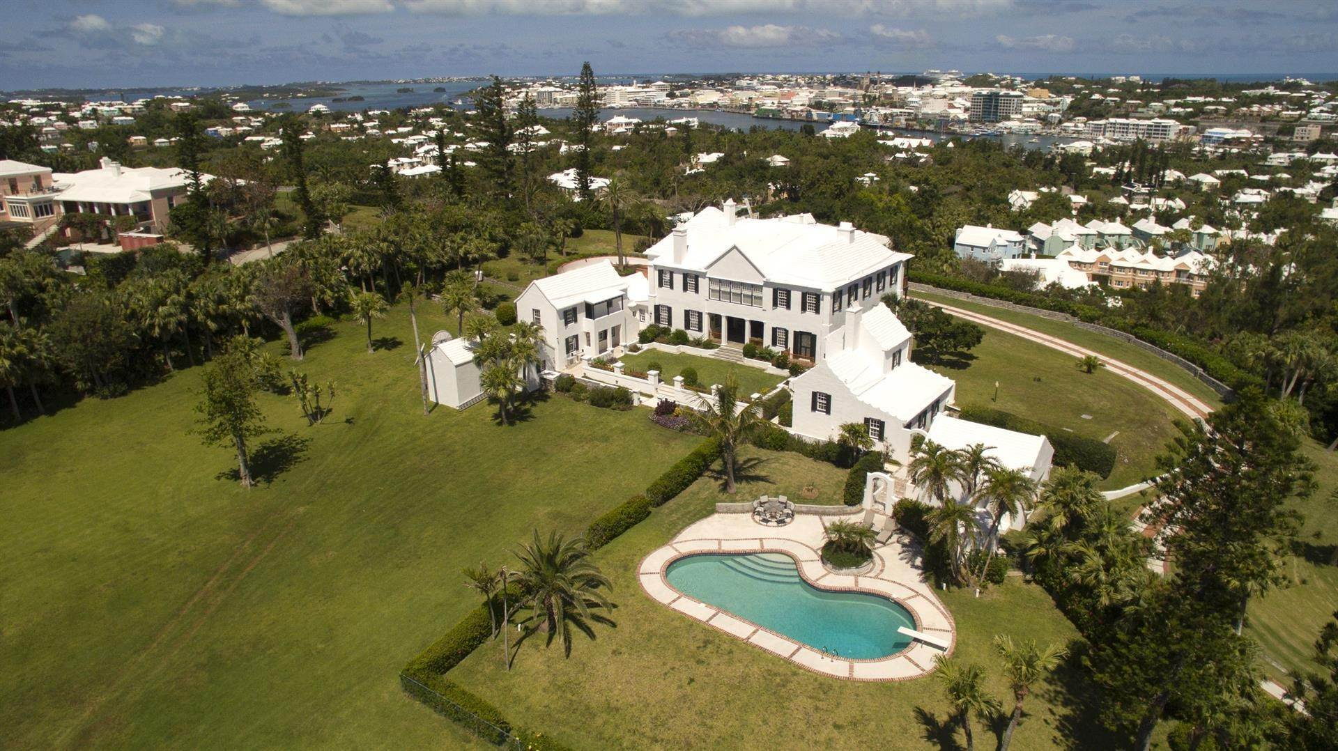 4. Địa ốc vì Bán tại Bellevue Estate At Grape Bay Beach 6 Bellevue Drive Paget Parish, Bermuda,PG06 Bermuda