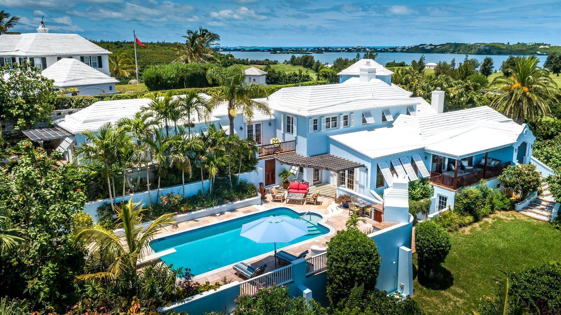 Single Family Home por un Venta en Tobermory In Tucker's Town Hamilton Parish, Bermuda,HS02 Bermuda