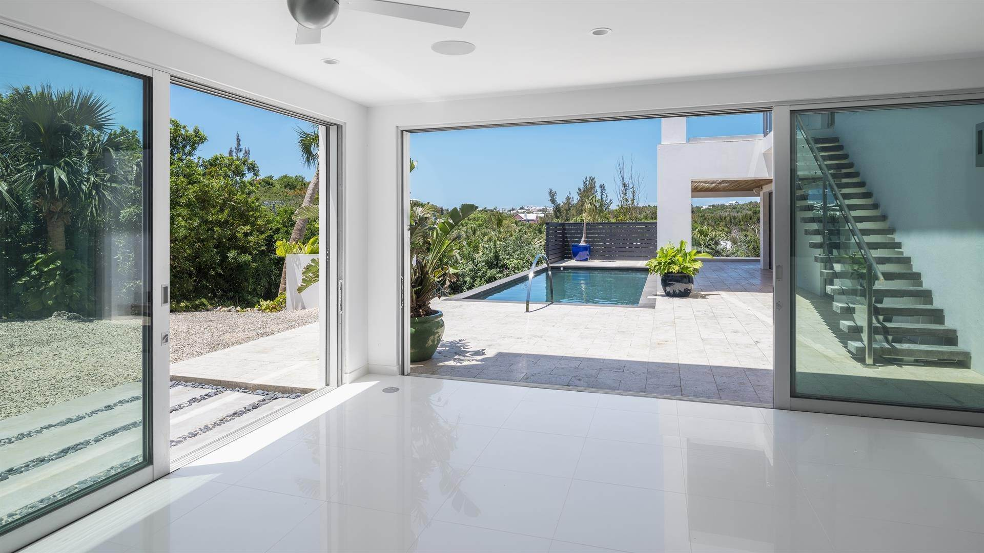 11. Single Family Home のために 売買 アット Georgetown - Bermuda's Modern House 50A Harrington Sound Road Hamilton Parish, Bermuda,CR04 バミューダ