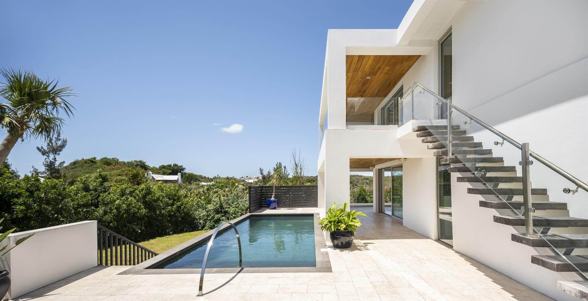 12. Single Family Home のために 売買 アット Georgetown - Bermuda's Modern House 50A Harrington Sound Road Hamilton Parish, Bermuda,CR04 バミューダ
