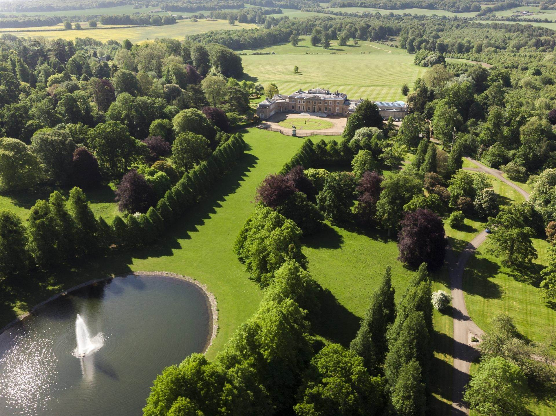 2. Estate for Sale at Hackwood Park England