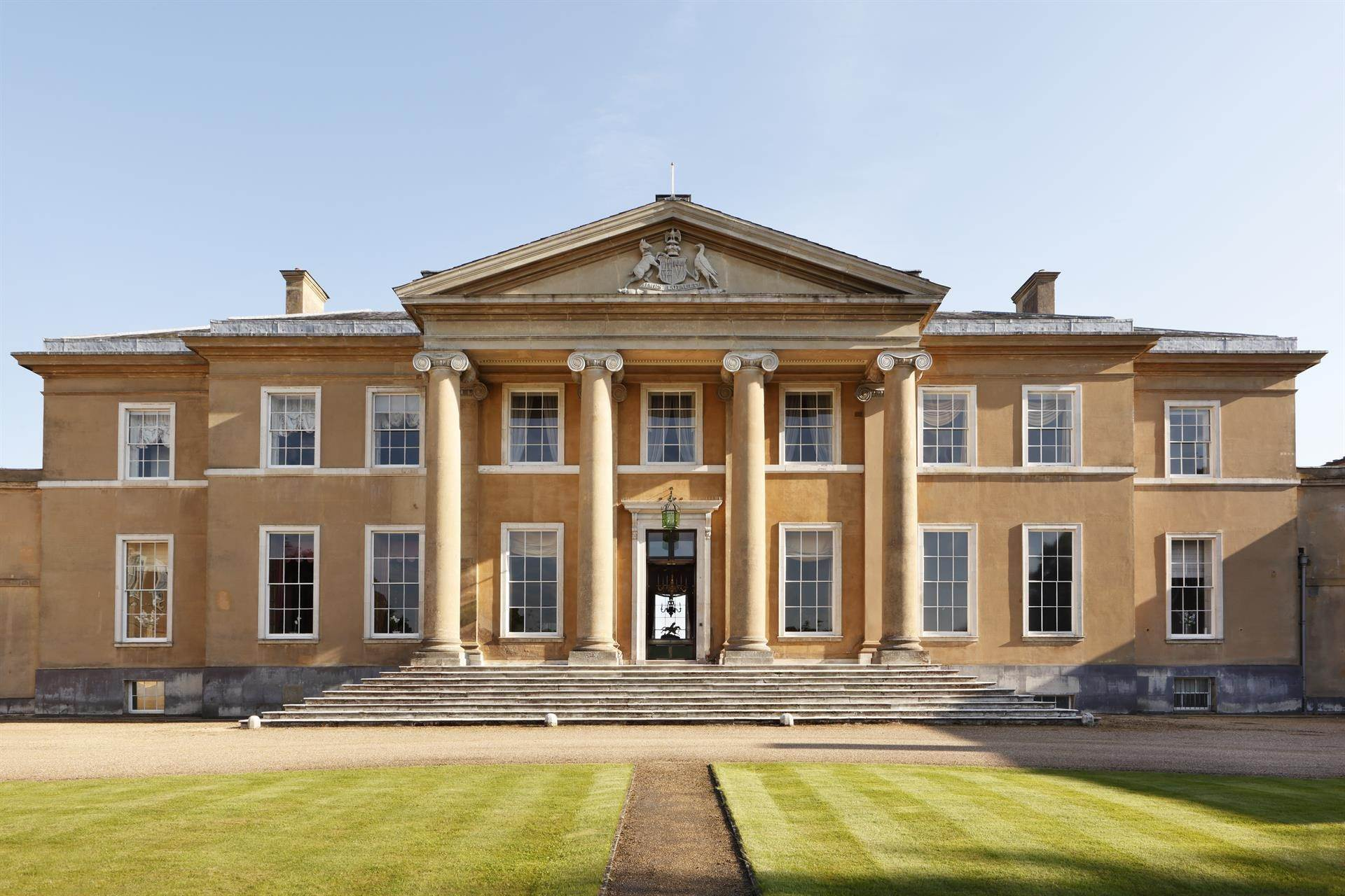 3. Estate for Sale at Hackwood Park England