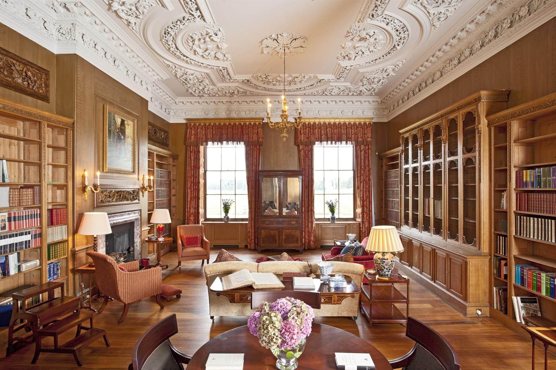 5. Estate for Sale at Hackwood Park England