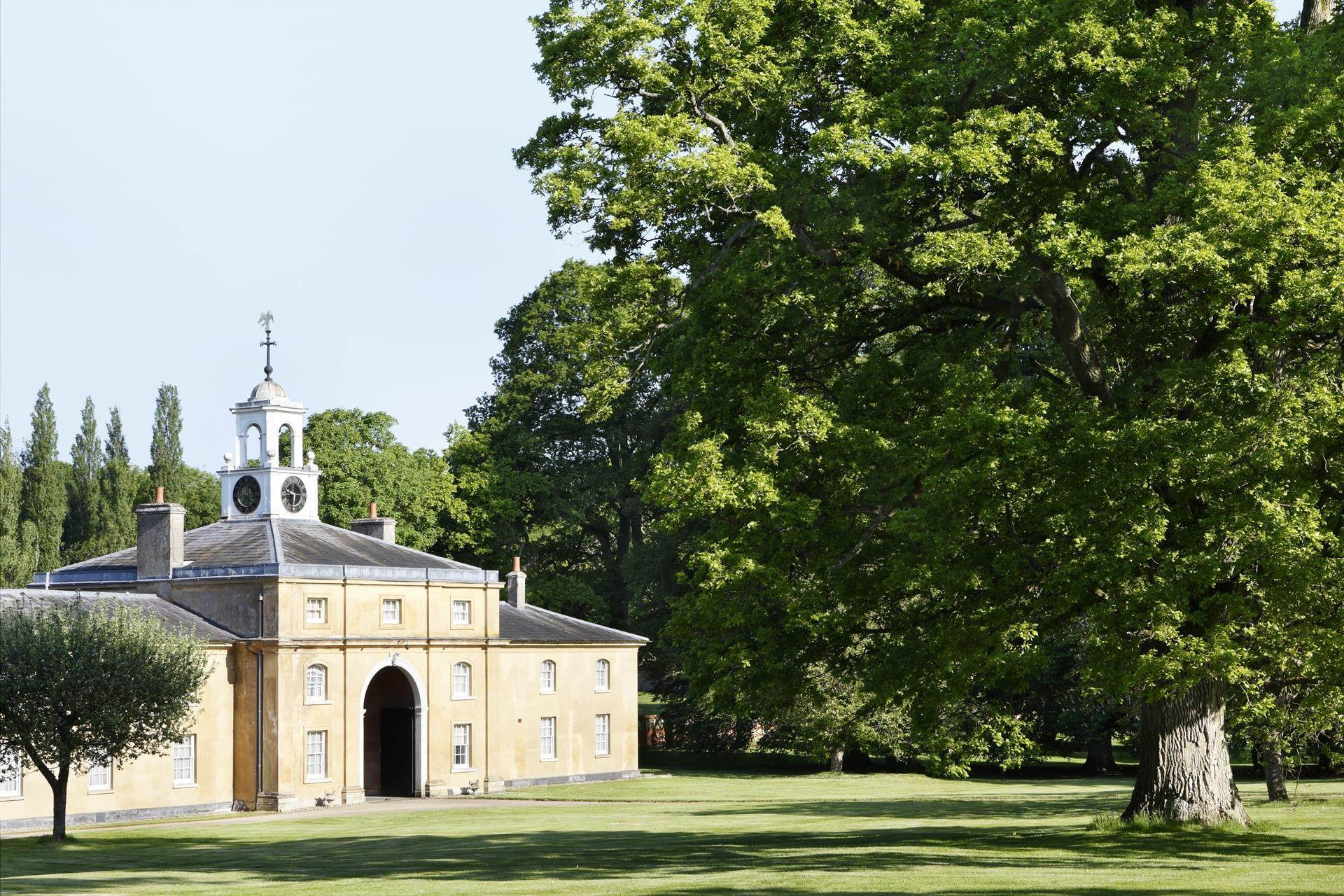 10. Estate for Sale at Hackwood Park England