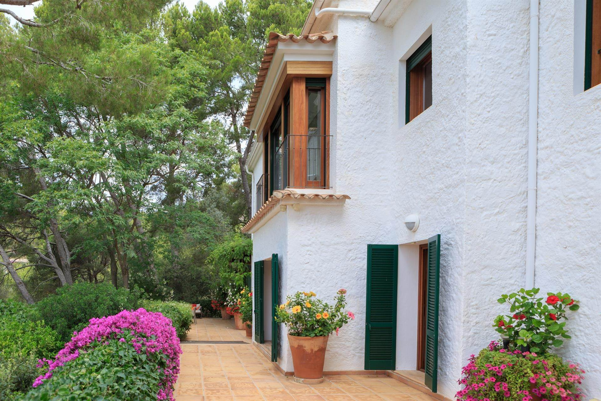 2. Single Family Home per Vendita alle ore Villa Formentor - Private Villa with Sea Views Formentor, Spagna