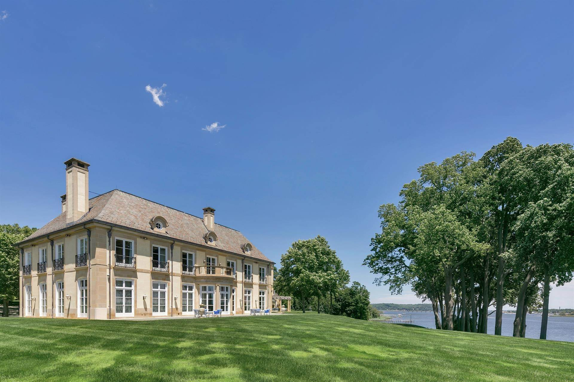 Estate for Sale at High Point Estate on the Navesink River Middletown, New Jersey,07701 United States
