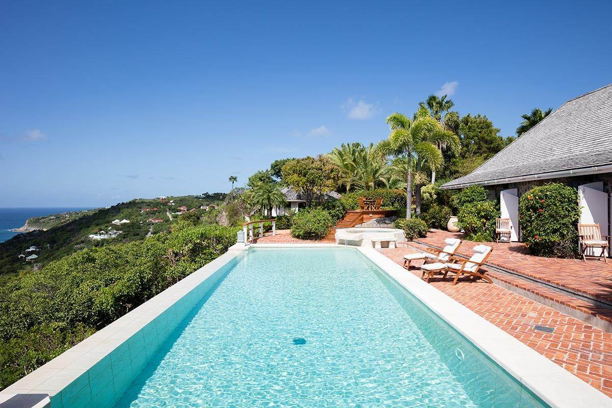 Villa/Townhouse for Sale at Petite Saline Villa RKK Petit Saline, Cities In St. Barthelemy,97133 St. Barthelemy