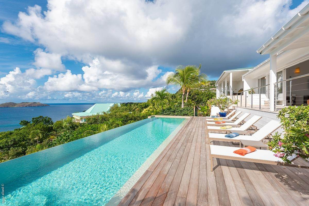 Villa/Townhouse for Sale at Villa LLA St. Jean, Cities In St. Barthelemy,97133 St. Barthelemy