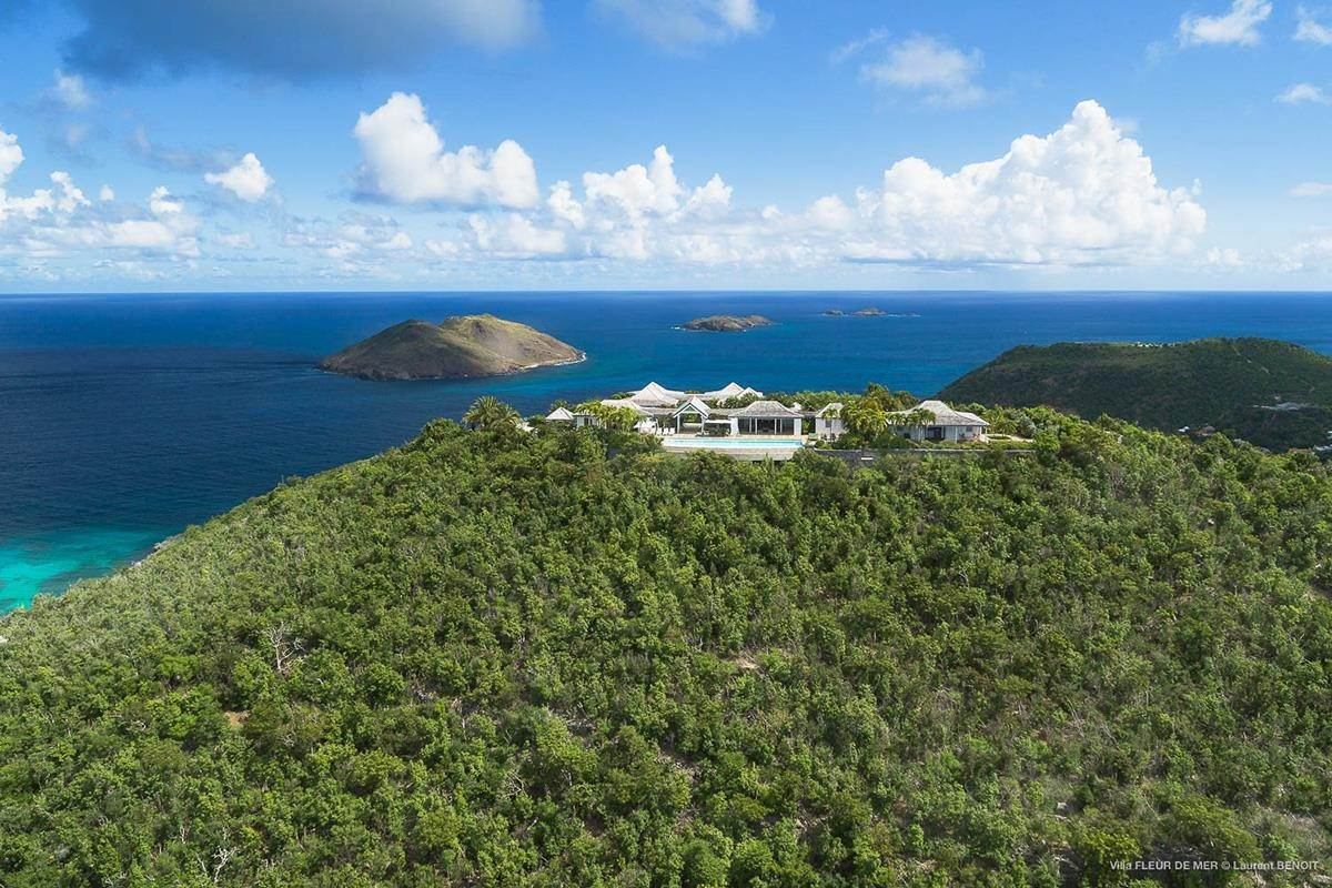 Estate for Sale at Fleur De Mer Estate Colombier, Cities In St. Barthelemy,97133 St. Barthelemy