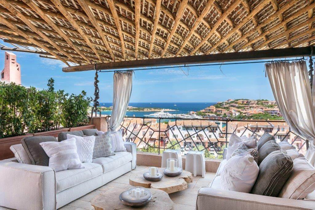 Residence/Apartment for Sale at Penthouse 2.2 Porto Cervo, Olbia Tempio,07021 Italy