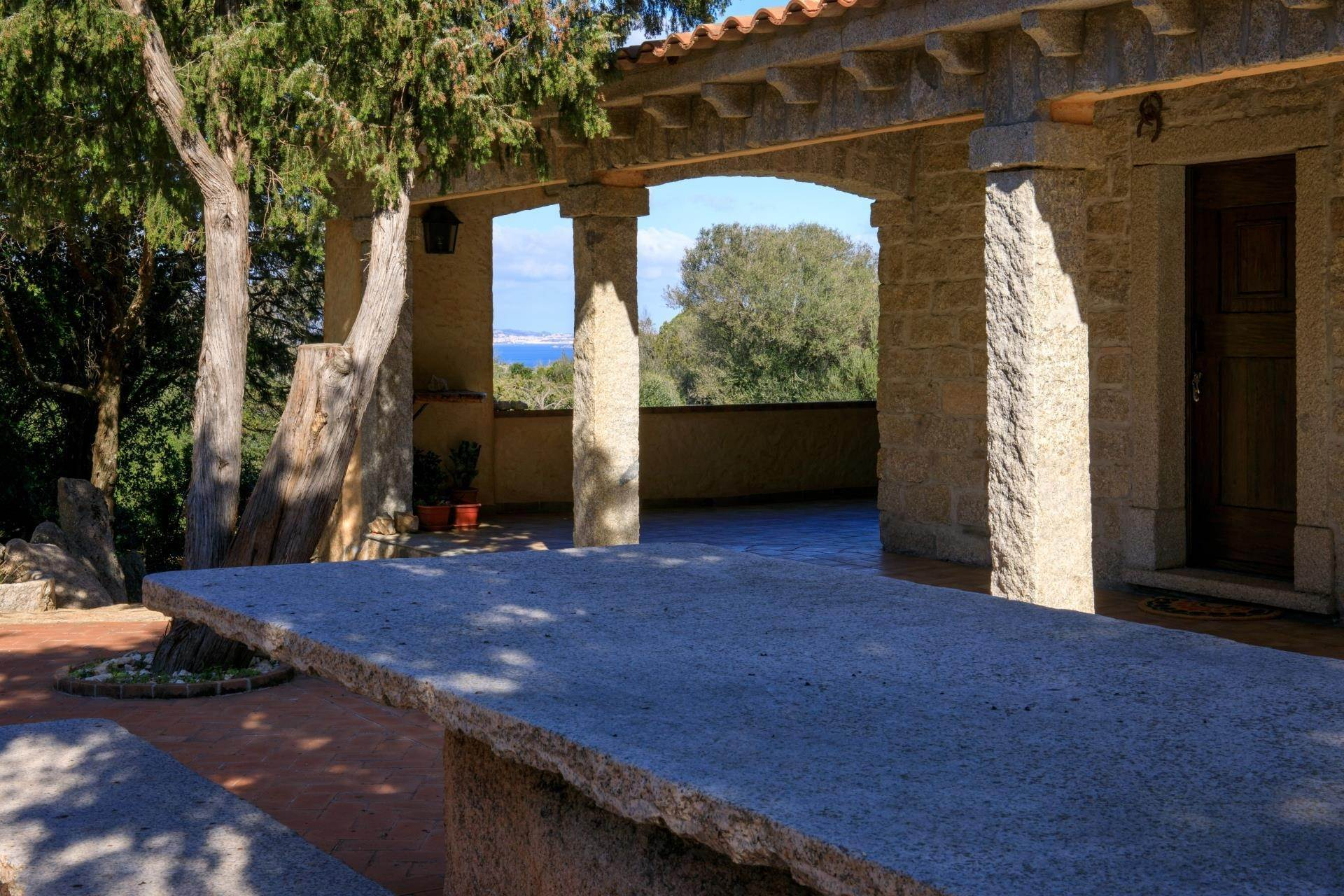 11. Villa/Townhouse for Rent at Country Villa with Pool for rent Costa Smeralda, Olbia Tempio,07021 Italy