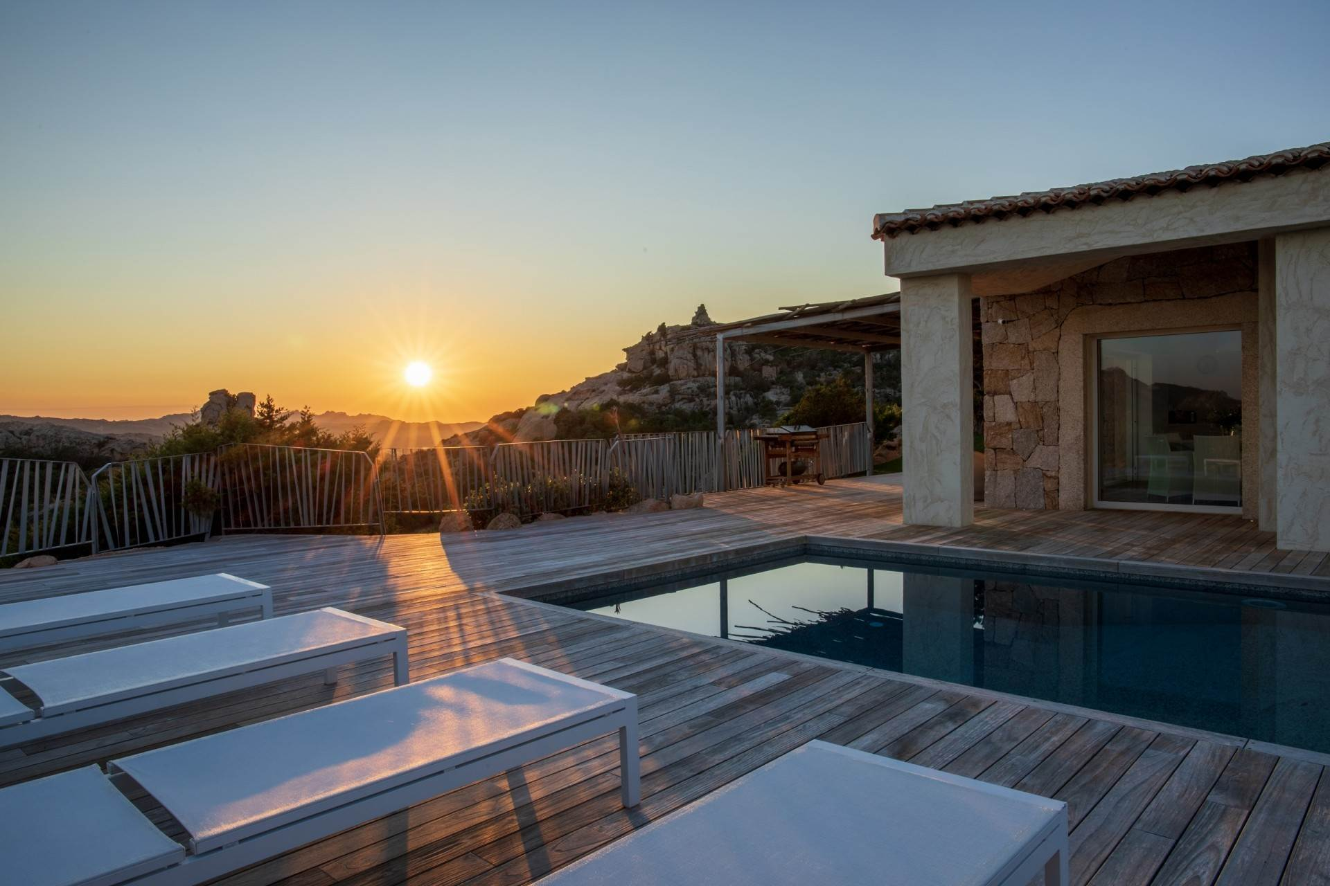 3. Villa/Townhouse for Rent at Stazzu Tartaruga Porto Cervo, Olbia Tempio,07021 Italy